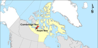 Inuit org stays silent as Canada reviews the sale of an Arctic gold mine to a Chinese company