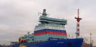 Rosatomflot files lawsuits against shipyard, as world's most powerful icebreakers are notoriously delayed