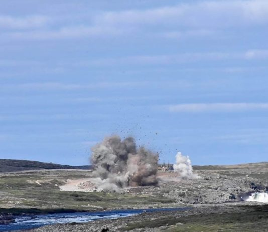 Construction starts on a Nunavik hydroelectric project