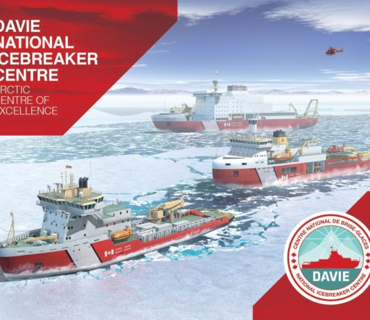 Quebec shipyard launches new icebreaker research hub