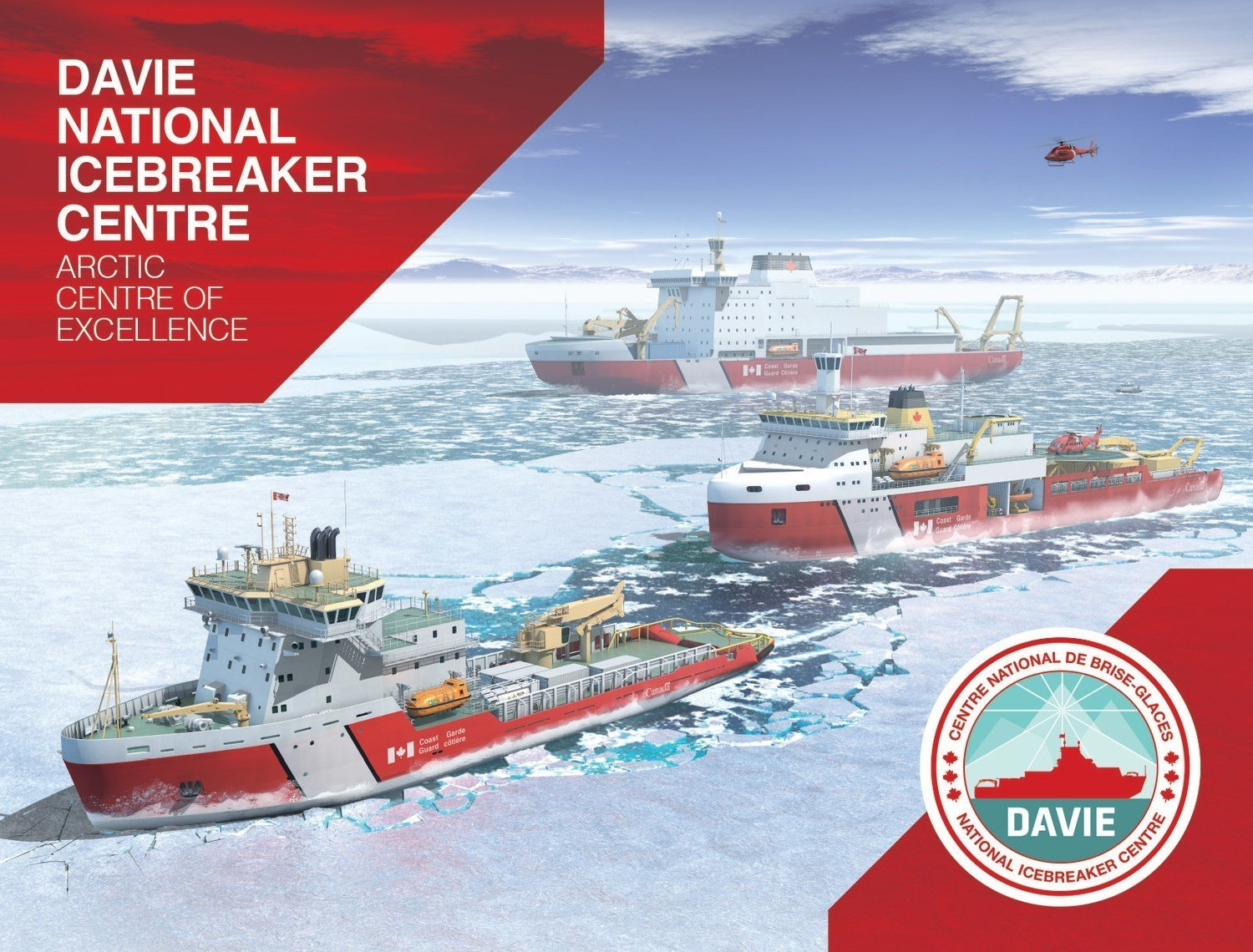 Quebec shipyard launches new icebreaker research hub - ArcticToday