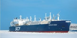 New powerful Arc7 LNG carriers could — maybe — eliminate the need for icebreakers on the Northern Sea Route