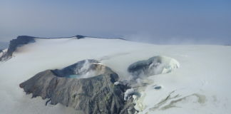 A simmering Aleutian volcano could provide the breakthrough geothermal energy project Alaska has been waiting for