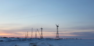 How energy storage can be the key to developing renewable energy in remote Arctic communities