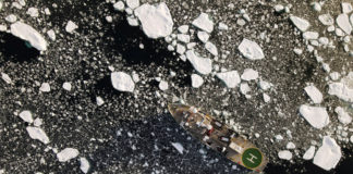 Arctic sea ice shrinks to its second-lowest annual minimum extent ever