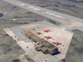 Shorter runway on horizon for new southern Greenland airport