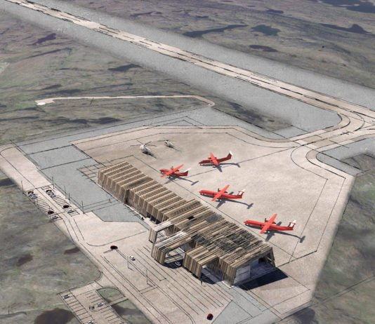 Greenland delays construction of a regional airport amid cost concerns