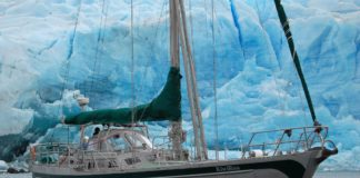 A New Zealand sailor who attempted the Northwest Passage despite COVID-19 restrictions faces fines