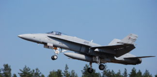 US approves possible sale of fighter jets, missiles to Finland