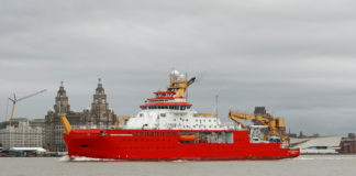 Britain's new polar ship, the Sir David Attenborough, set for sea trials
