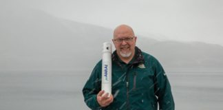 Parks Canada plans to record underwater sounds at Tallurutiup Imanga conservation area