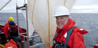 Louis Fortier, a scientist who revolutionized Arctic research in Canada, has died