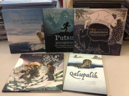 Books build bridges between Inuit children in Canada and Greenland
