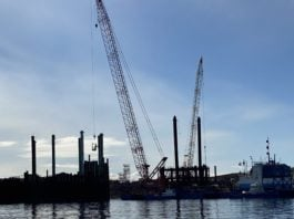 Iqaluit's deep-water port project remains on track for 2021 completion