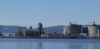 """A fire at an LNG plant in Arctic Norway was """"very close to a worst case scenario"""""""