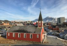 Greenland officials seal off Nuuk amid COVID outbreak concern
