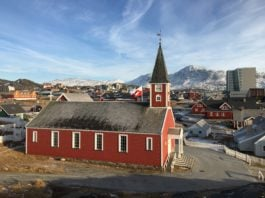 Greenlandic and Faroese church services could run afoul of Danish efforts halt radical Islam