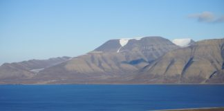 Svalbard sees record November heat