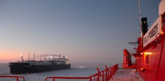 In a year of crisis, shipping on Russia's Northern Sea Route continues to grow