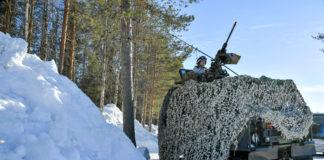 A majority in Sweden's parliament backs 'NATO option' after Sweden Democrats shift stance