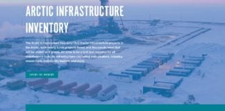 A new inventory of Arctic infrastructure aims to spur sustainable development
