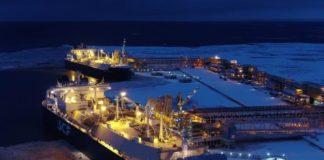Novatek plans unusual winter shipments of LNG to Japan