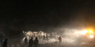 Three killed after avalanche hits ski resort in Russian Arctic