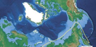 Winter transits along the Northern Sea Route open up a new frontier in Arctic shipping