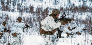 US Marines arriving in northern Norway see a spike in COVID-19 cases