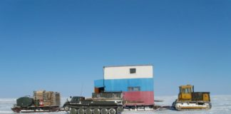 Russia plans sweeping upgrades to Arctic weather stations