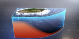 How an underwater 'heat blob' could be contributing to Arctic sea ice loss