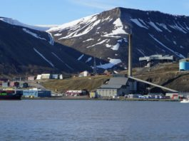 Longyearbyen will shut down its coal-fired power plant