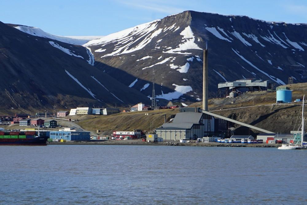 Longyearbyen will shut down its coal-fired power plant - ArcticToday