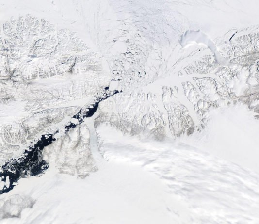 The plug keeping the Arctic's oldest ice in place is getting leaky
