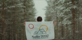 Why the coldest town in Finland is to bidding to host the 2032 Summer Games