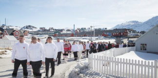 Greenland's premier loses majority ahead of new legislative session