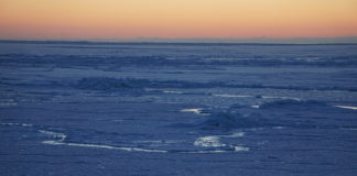 A changing Bering Sea is influencing weather far to the south, scientists say