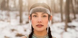 A throat singer from Nunavik shares Inuit culture on TikTok