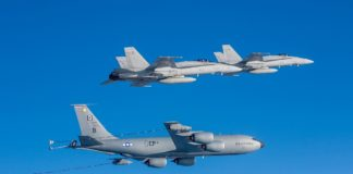 U.S. Air Force to refuel Finnish fighter jets up north