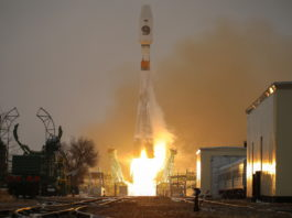 Russia launches a new satellite to monitor Arctic climate