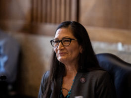 Deb Haaland becomes first-ever Native American US Cabinet secretary