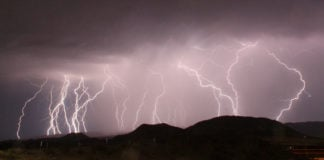 Arctic lightning has tripled since 2010, thanks to rapid warming