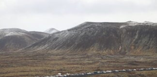 Iceland volcano could erupt for years, creating 'perfect tourist' attraction