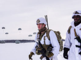 "US Army's first Arctic strategy looks to ""regain dominance"" in extreme cold conditions"