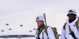 """US Army's first Arctic strategy looks to """"regain dominance"""" in extreme cold conditions"""