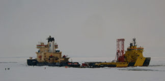With its Arctic workhorse approaching retirement, Sweden weighs whether to build a new research icebreaker