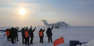 Russia's North Pole Barneo camp cancelled for the third year in a row