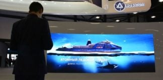 Rosatom hints it may need fewer icebreakers for the Northern Sea Route