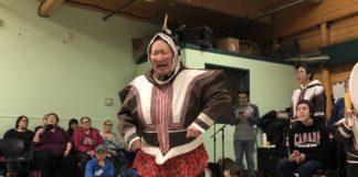 A Nunavut woman will receive a national honor for her work revitalizing Inuit culture