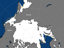 Relatively low maximum Arctic ice extent part of the 'new normal'